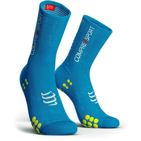 Compressport Pro Racing V3.0 - Chaussettes - turquoise
